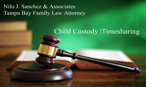 Tampa child custody attorney, Family Law Attorney Nilo Sanchez